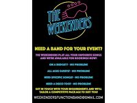 Need a function band and disco for your event?