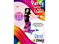 Zumba Fitness classes in Glasgow