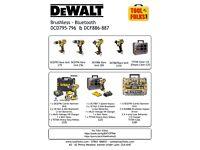 Dewalt Help For Heroes Combi Kit