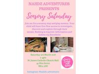 NAHDZ ADVENTURES PRESENTS Sensory Saturday