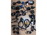 ALL YOU CAN CONNECT WIRES / CABLES ( 21 ITEMS ) MULTI PACK