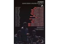 STORMZY TICKETS O2 ACADEMY 4TH MAY