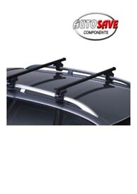 ROOF BARS AVAILABLE FOR VARIOUS VEHICLES
