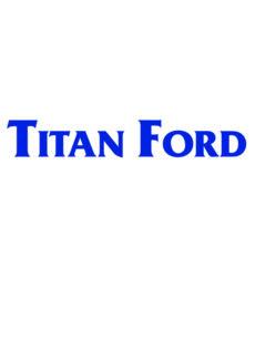 Titan Ford - AHG
