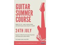Guitar Summer Workshop