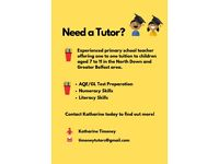 Tutor in County Down | Academic Tuition & Classes - Gumtree