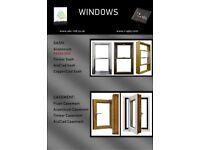 Windows & Doors- Timber, Aluminium