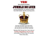 Jumble De Luxe - posh jumble sale