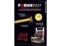 ForgeFast Torx® Compatible Elite Performance Wood Screws