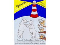Plymouth's Dancing on Ice Gala Performance. Monday 9th July 6pm at Plymouth Pavilions Ice Rink.