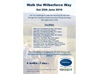 Walk the Wilberforce Way