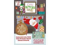 Cheeki CHRISTMAS Market WATERLOOVILLE 2020