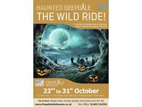 Deepdale Haunted:The Wild Ride
