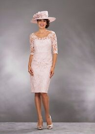 Absolutely stunning John Charles wedding outfit size 12