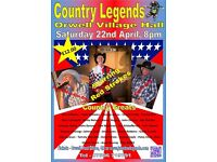 Country Legends show