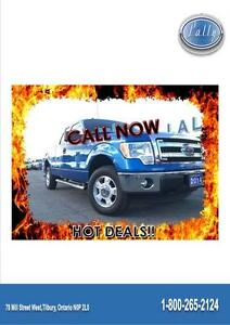 2014 Ford F-150 XLT, Less Than 7000KM !! Windsor Region Ontario image 1