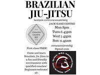 Brazilian Jiu Jitsu (BJJ) Club