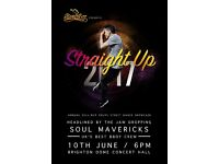 Streetfunk presents STRAIGHT UP '17