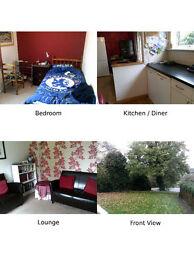 Single Bedroom in House share nr Bath Spa Uni