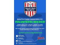 Coaches/Volunteers Needed