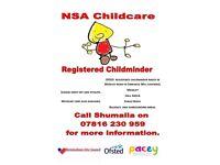 Childminder - Moseley Hallgreen Billesley Kings Heath Shirley Sparkbrook OFSTED Registered