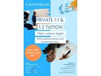 FREE ONE-HOUR LESSON - Maths, science and English tutors for KS2/3, GCSE, A-level