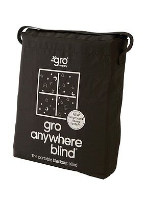 The Gro Company Gro Anywhere Blackout Blind NEW