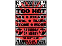 Too Hot! Soul & Ska Xmas Special