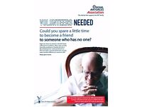 Befriender Volunteers required in Caernarfon Area for the RAF Assocaiation