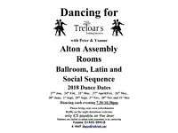 Dancing for Treloars at Alton Assembly Rooms