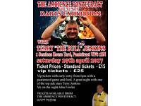 An Evening With Terry Jenkins at The Ambience Pontefract
