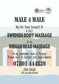 Male 4 Male Massage