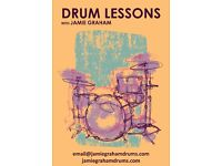 Drum Lessons Edinburgh