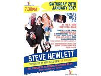 Evening of Comedy Ventriloquism with Steve Hewlett and Friends
