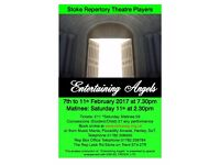 Entertaining Angels - Stoke Repertory Theatre, Leek Road.