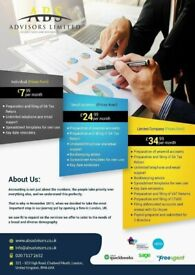 ACCOUNTING , TAX , VAT , BOOKKEEPING , MTD , XERO , PAYROLL , QUICKBOOKS ,AFFORDABLE , ABS ADVISORS