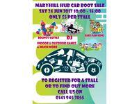 Community Car Boot Sale