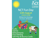 Free Fun Day with Witney & District NCT 13th August Soft Play, Crafts and Refreshments