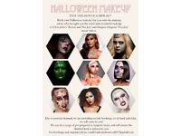 Halloween Makeup Glam Gore SFX Central London