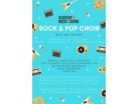 AMS Rock & Pop Choir Edinburgh