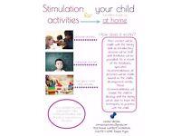 Stimulation activities for children