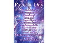 psychic day Edinburgh