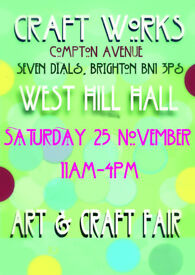 Craft Works - A free community art & craft fair with an eclectic range of quality handcrafted goods.