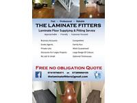 Laminate Flooring Supply and Fitting Service