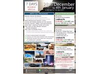 December Holiday Tour Packages to UAE with Yas Tours