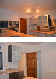 Nice 2-bedroom semidetached house for rent in Cefn Hengoed £450pcm 15 miles outside cardiff