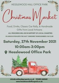 Hesslewood Hall Christmas Market