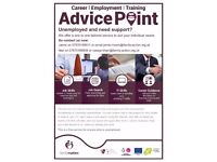 Free, Employment Support and Advice
