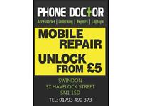 Phone Repair Doctor Swindon