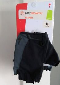 Cycling Gloves: SPECIALISED Body Geometry (Size L)